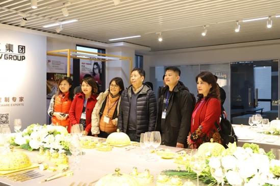 文投国际接待台湾高雄市议会参访团